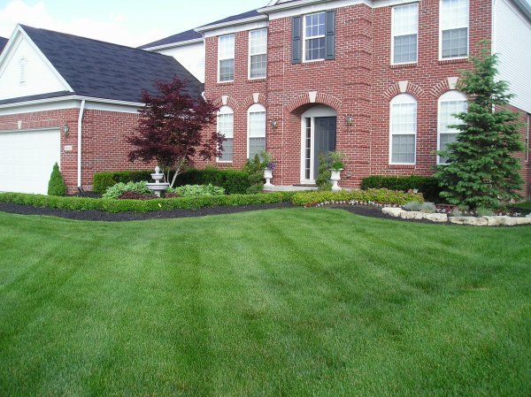 Lawn Care Greenmile Landscape And Maintenance Llc